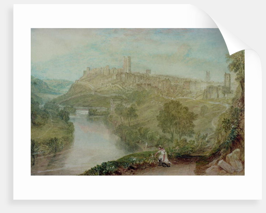 Richmond, Yorkshire by Joseph Mallord William Turner