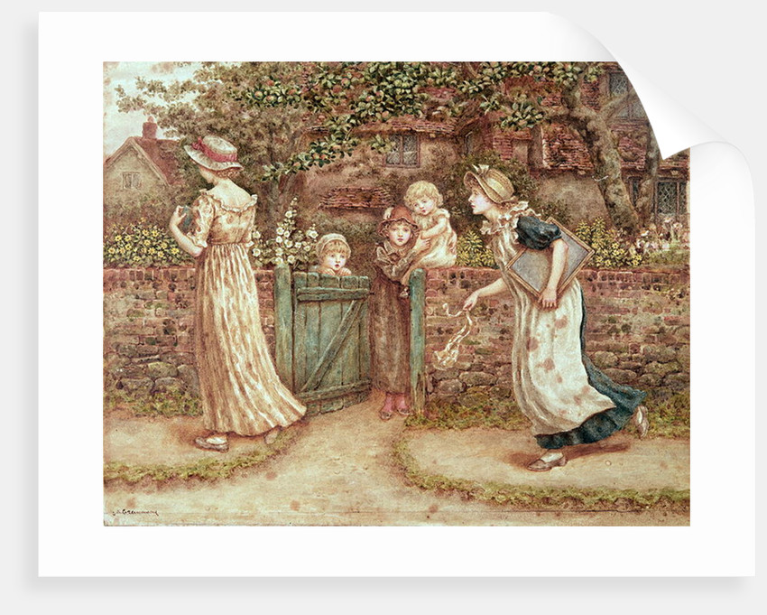 Lucy Locket lost her Pocket by Kate Greenaway