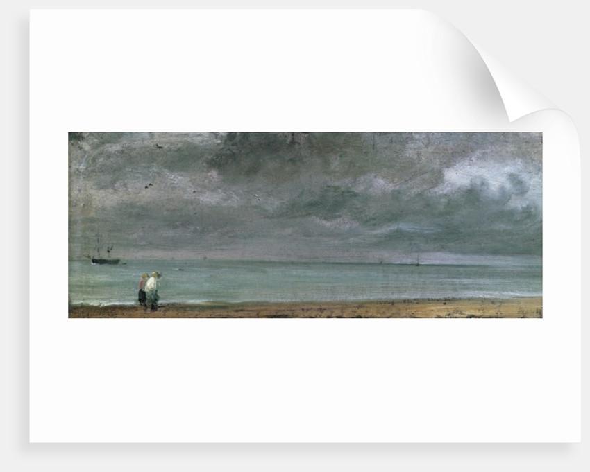 Brighton Beach by John Constable