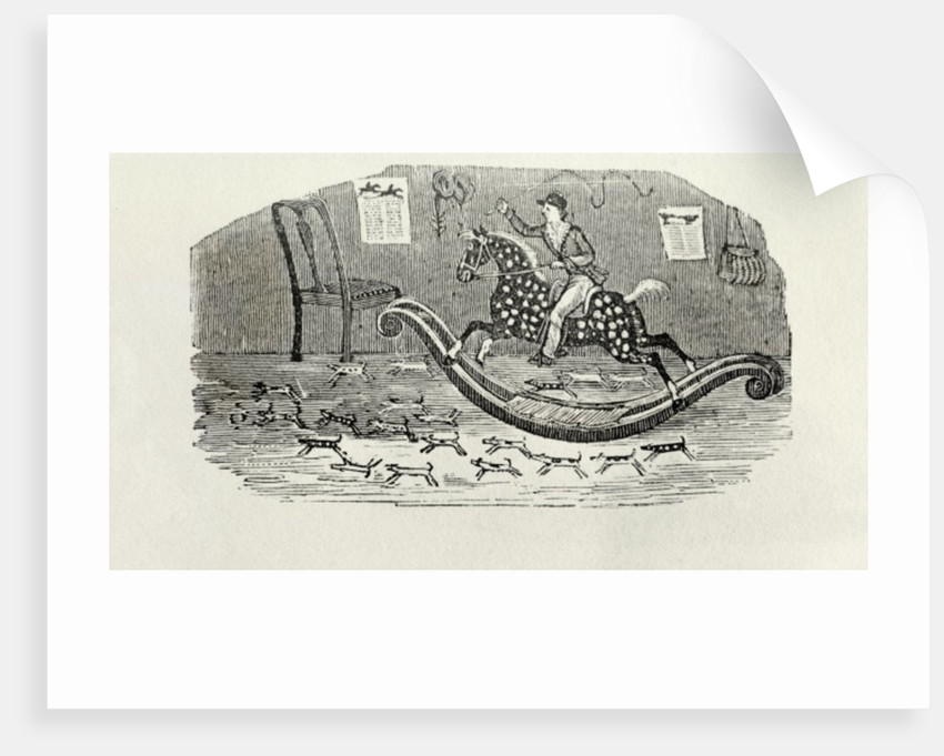 A Young Gentleman Sportsman by Thomas Bewick
