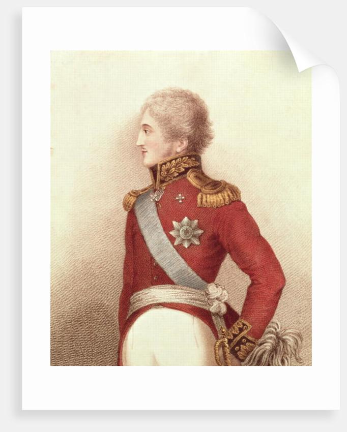 Nicholas I, Czar of Russia by Anonymous