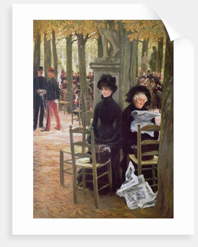 Without a Dowry (Sans Dot) by James Jacques Joseph Tissot
