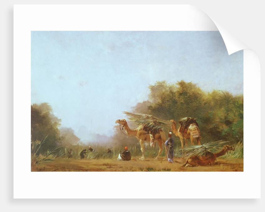 Arabians by Eugene Fromentin