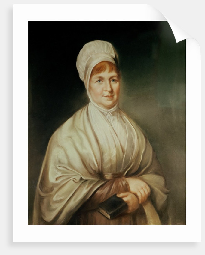Portrait of Elizabeth Fry by English School
