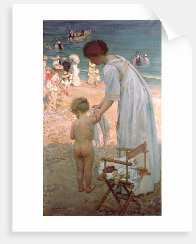 The Bathing Hour by Emmanuel Phillips Fox