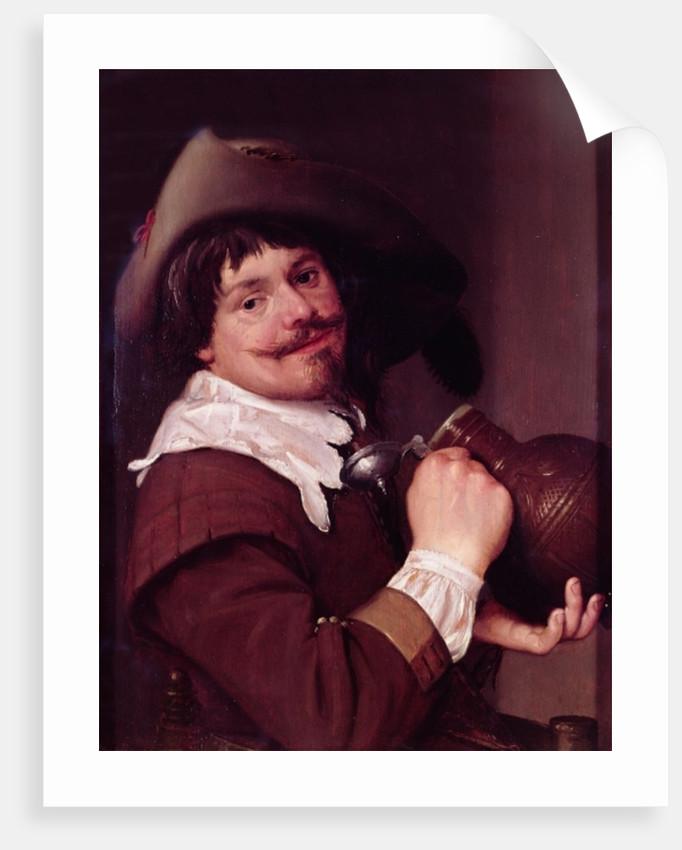Man with a Jug by Haarlem School