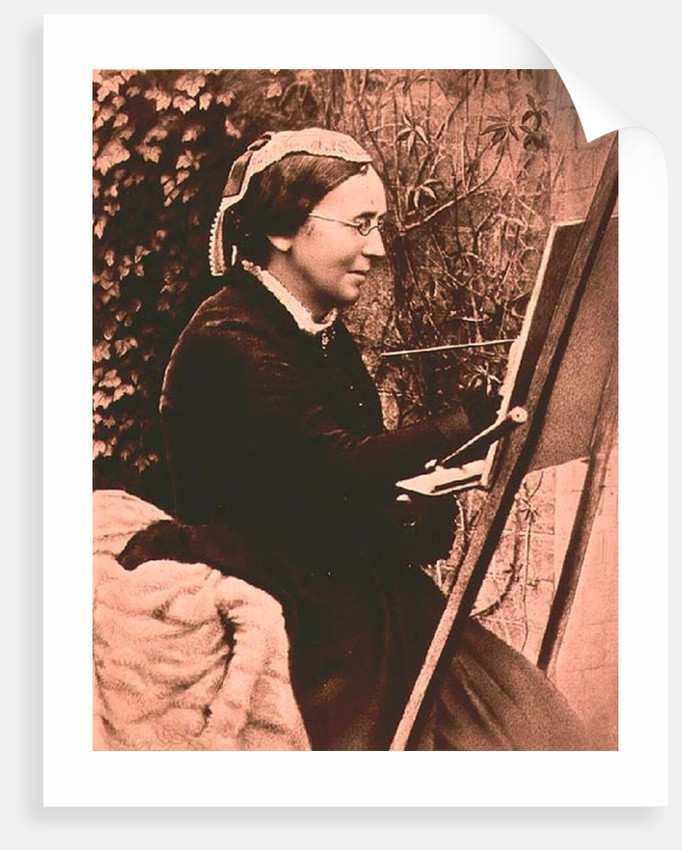 Marianne North by English Photographer