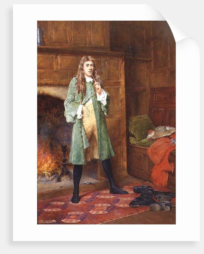 The Dashing Cavalier by John Arthur Lomax