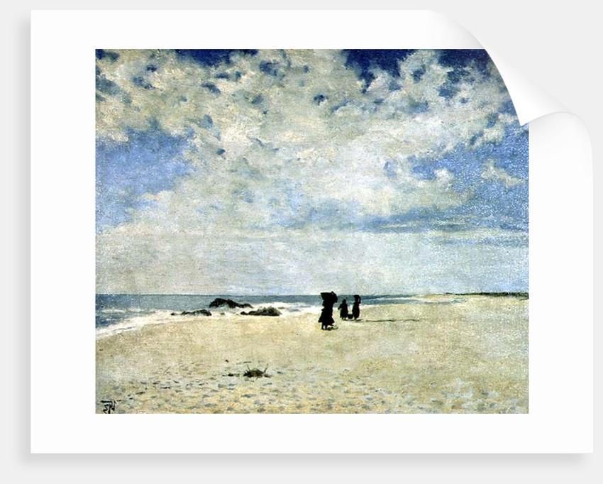 The Beach by Joan Vaz