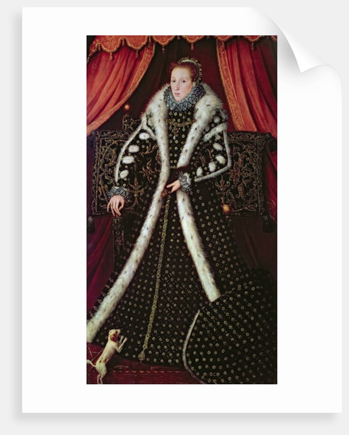 Frances Sidney, Countess of Sussex by or Muelen