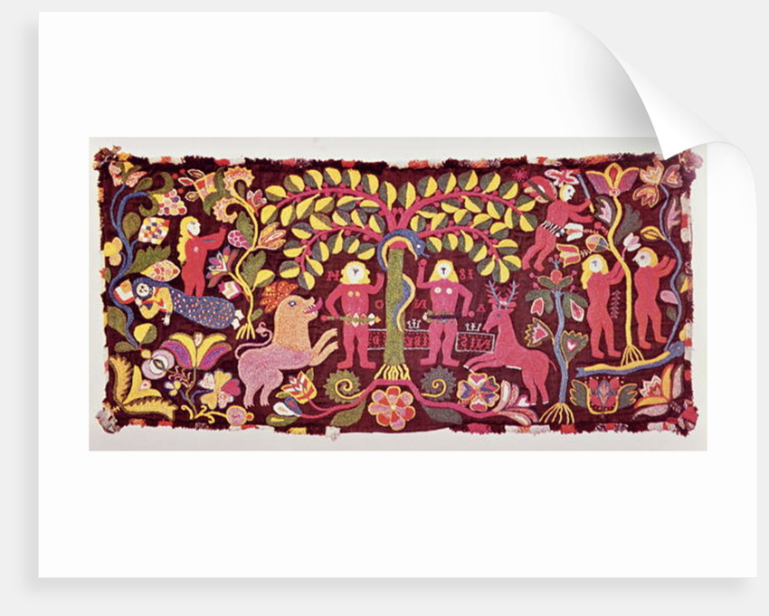 Carriage cushion cover by from Akarp