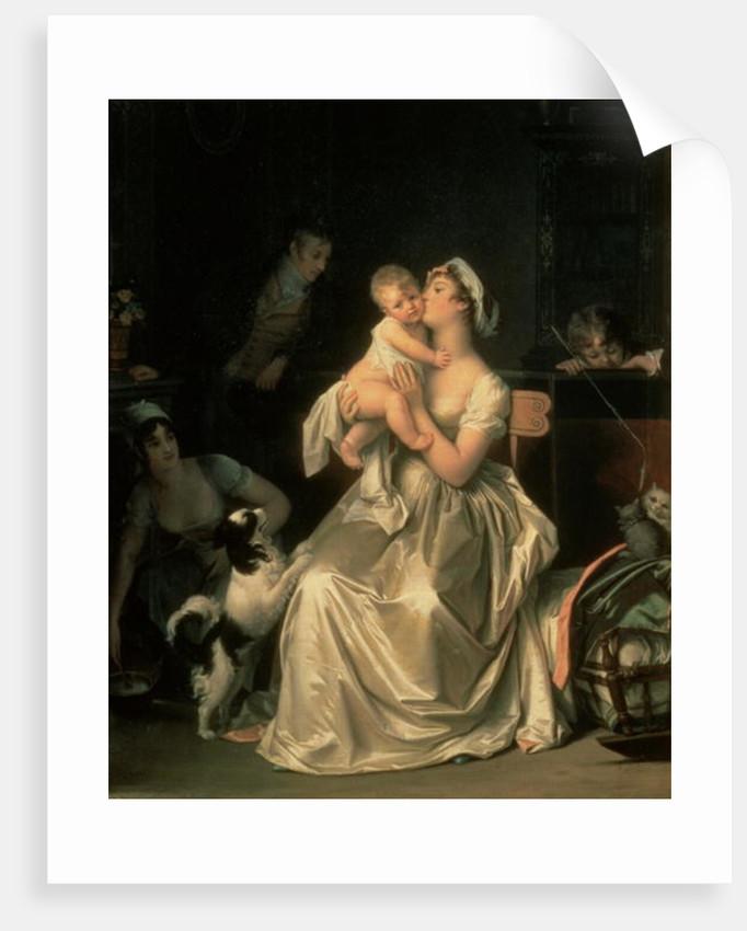 Motherhood by Marguerite Gerard