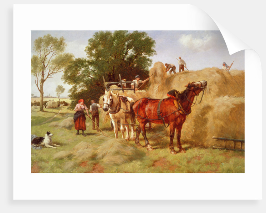 The Haymakers by Richard Beavis