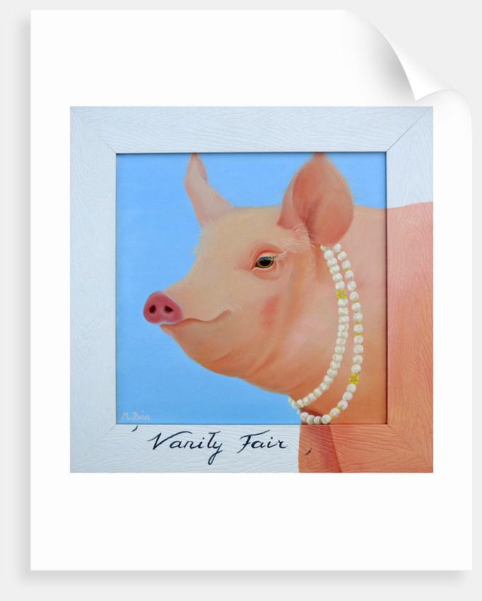 Vanity Fair by Magdolna Ban