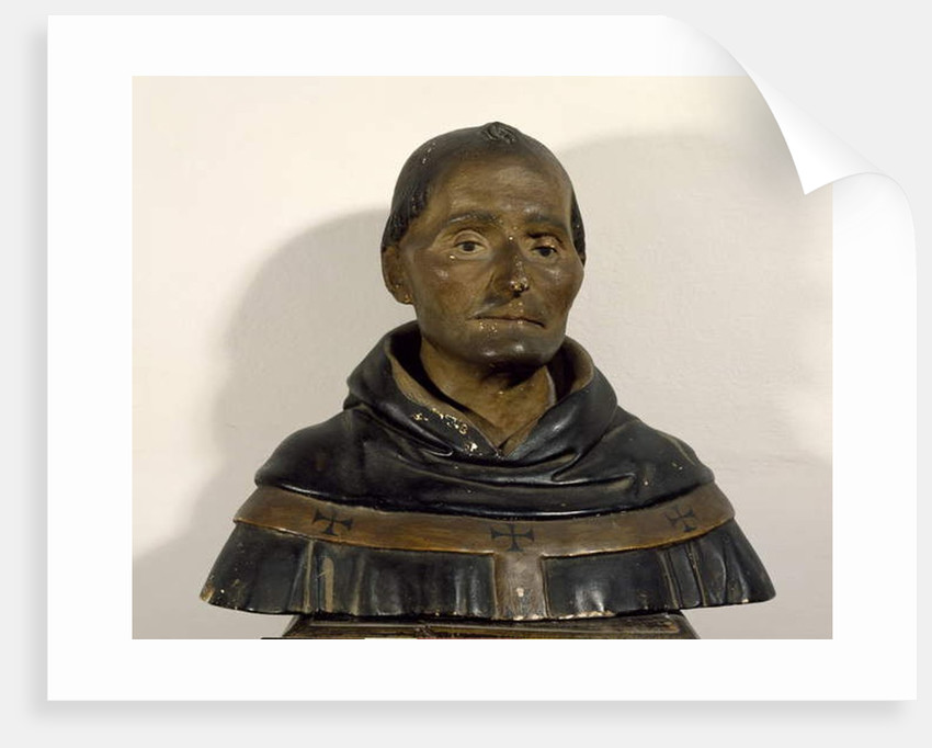 Bust of St. Antoninus by School Italian