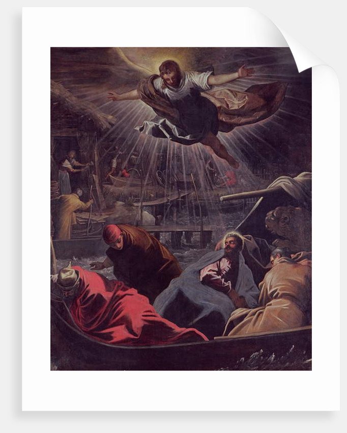 The Dream of St. Mark by Domenico Robusti Tintoretto