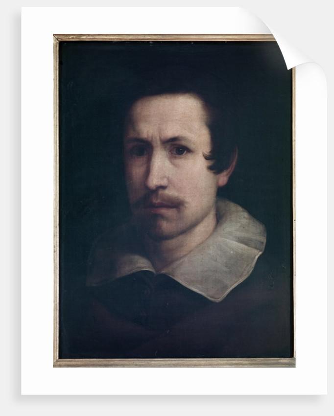 Self Portrait, 1627 by Daniele Crespi