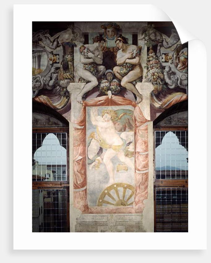 Fortune by Francesco de Rossi Salviati Cecchino