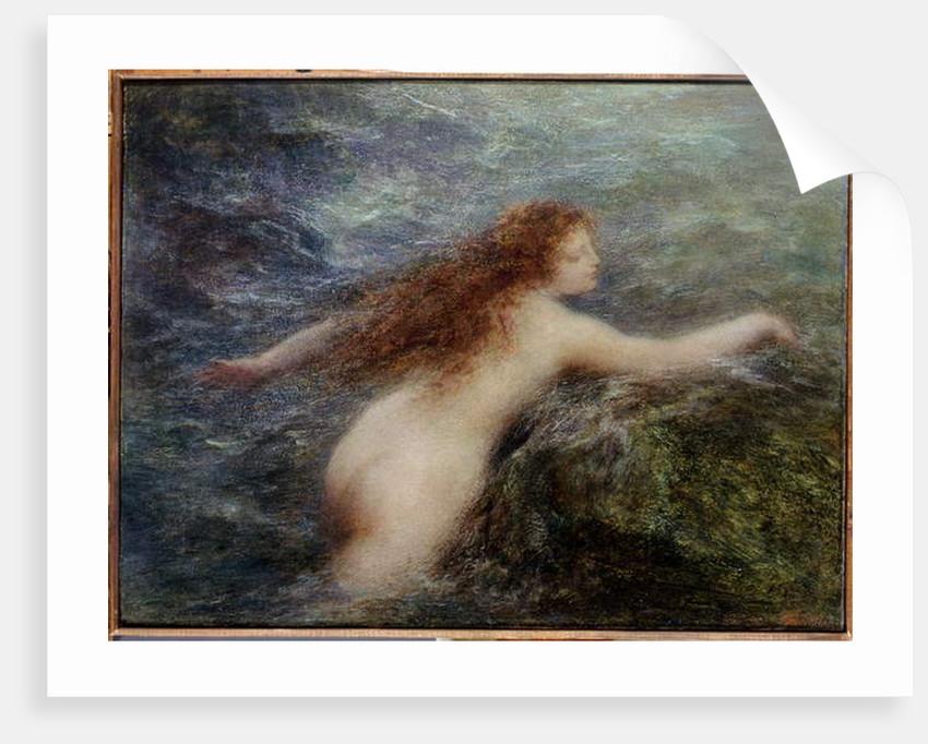 Naiade, c.1896 by Ignace Henri Jean Fantin-Latour