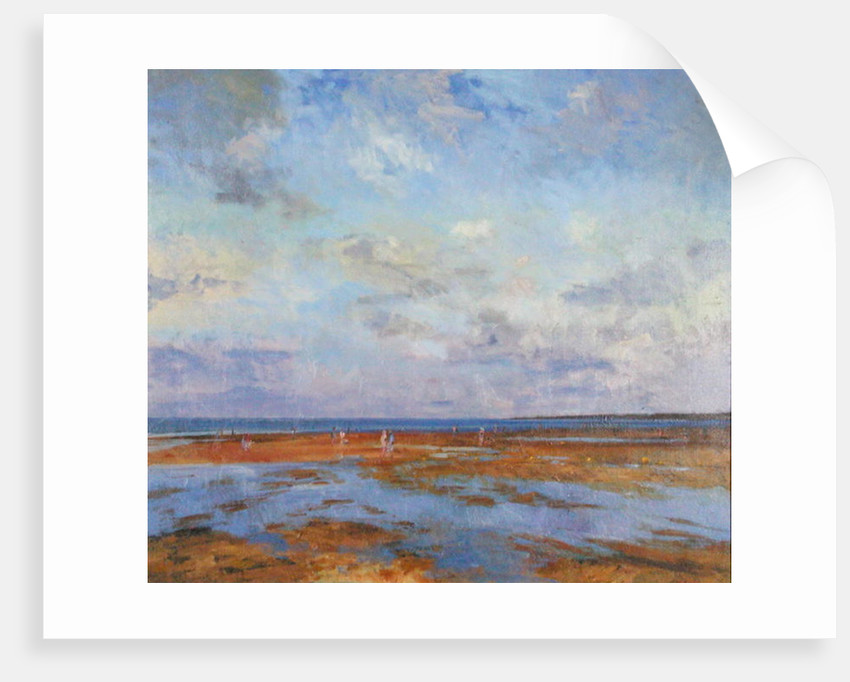 Brittany Beach by Christopher Glanville