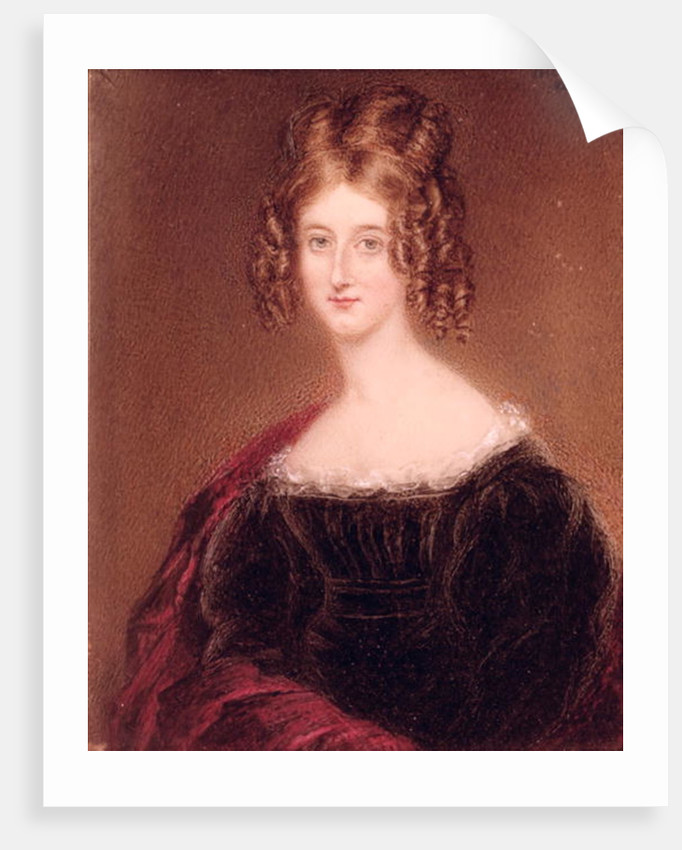 Augusta Leigh, Byron's Sister by English School