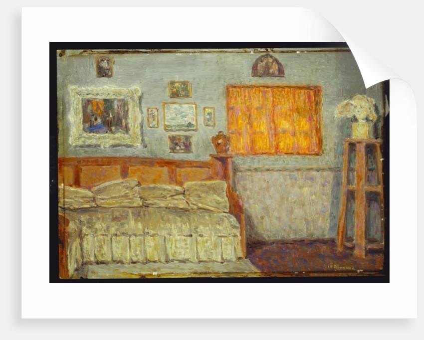 The Artist's Studio, Gerberoy, 1925 by Henri Eugene Augustin Le Sidaner