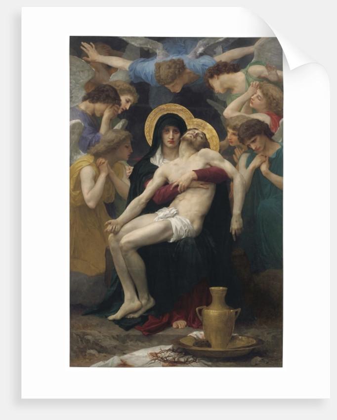 Pieta, 1876 by William-Adolphe Bouguereau
