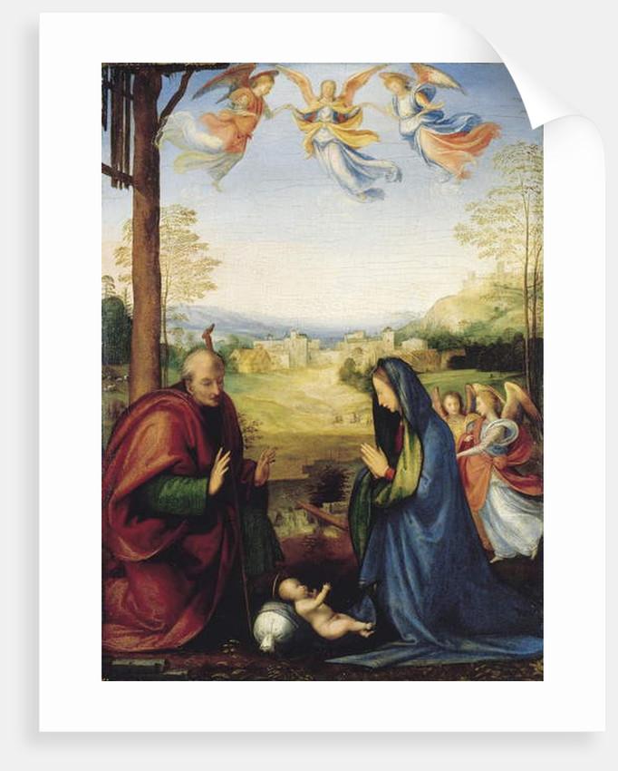 The Nativity by Fra Bartolomeo