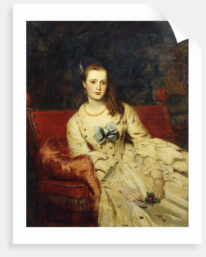 Wandering Thoughts by William Powell Frith