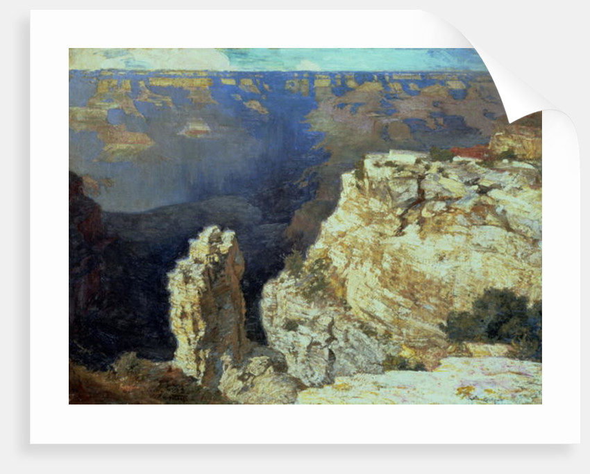 The Grand Canyon by Edward Henry Potthast