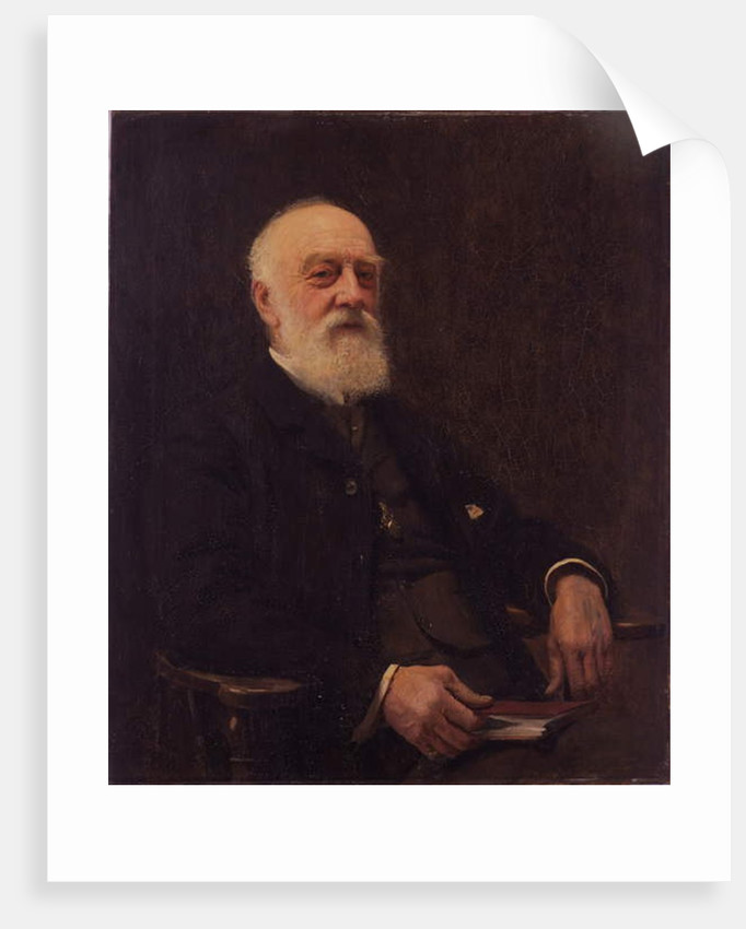 Dr. E.T. Wilson, 1910 by Alford Usher Soord