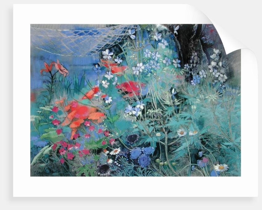 Summer Garden by Claire Spencer