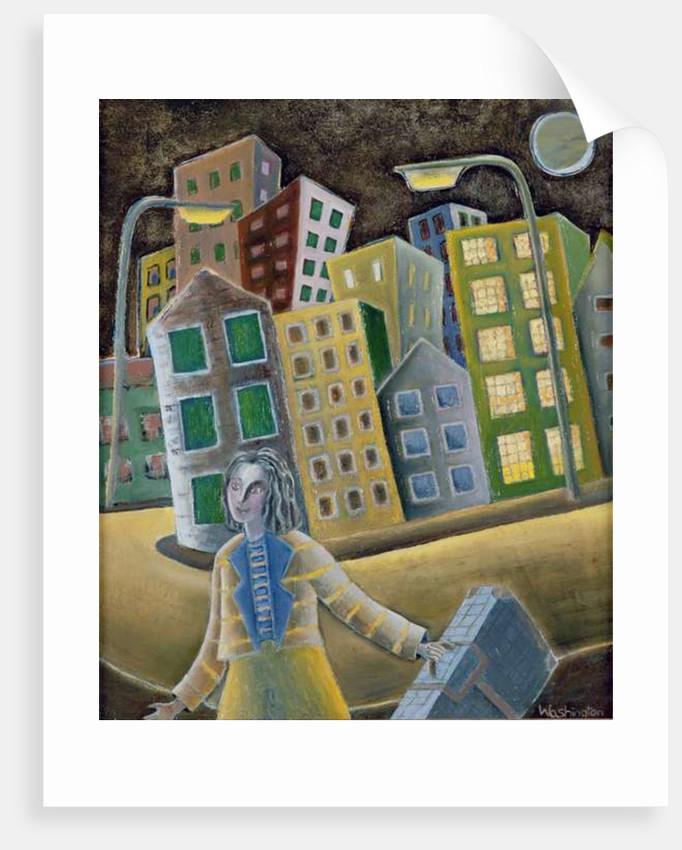 The Enigma of Departure by Celia Washington