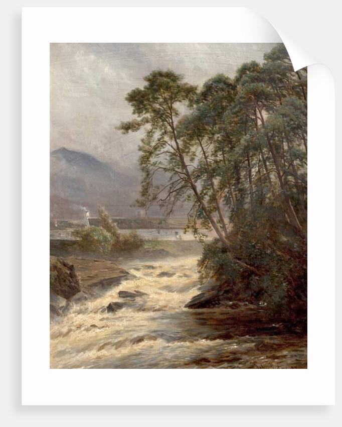 On the Dockart, Killin, Perthshire, Scotland, 1887 by John Surtees