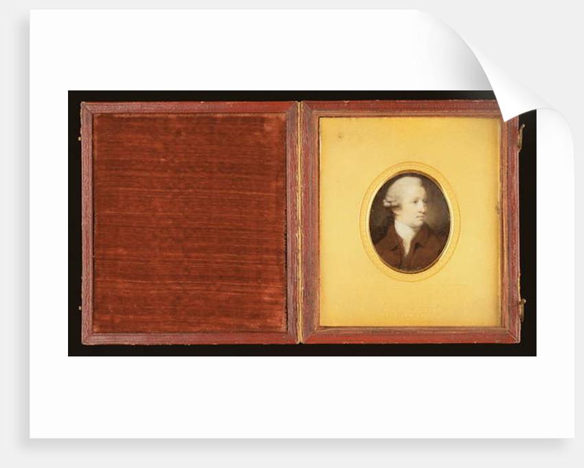 Sir Joshua Reynolds by Ozias Humphry