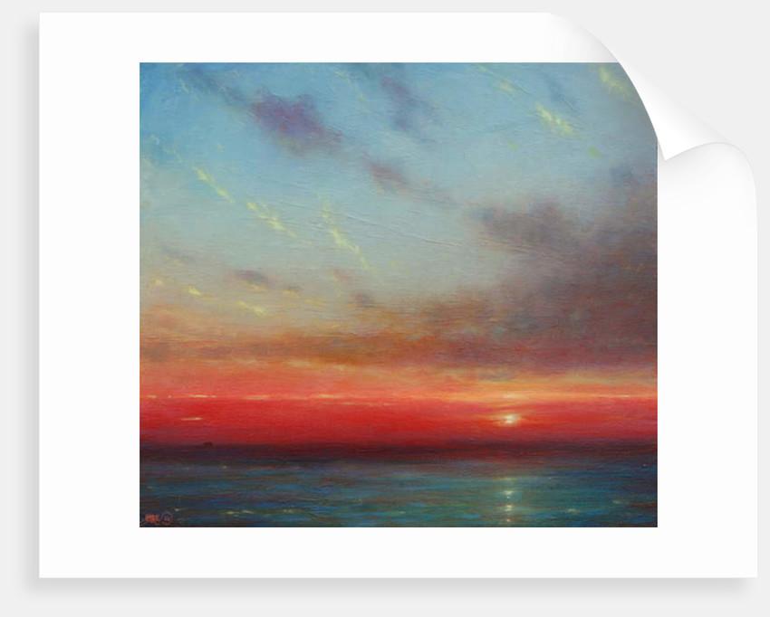 Abaco Sunrise by Derek Hare