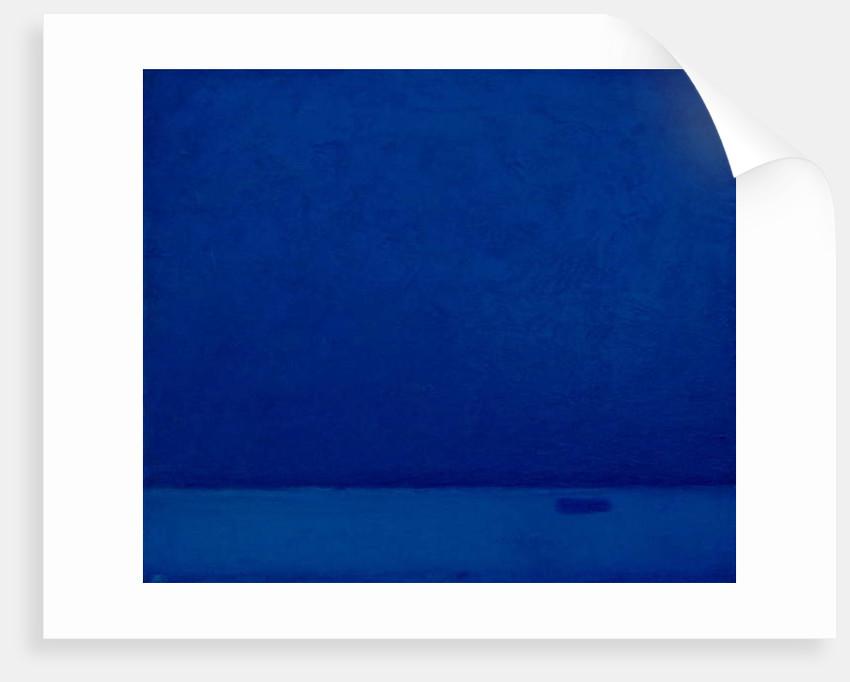 Deep Blue by Derek Hare