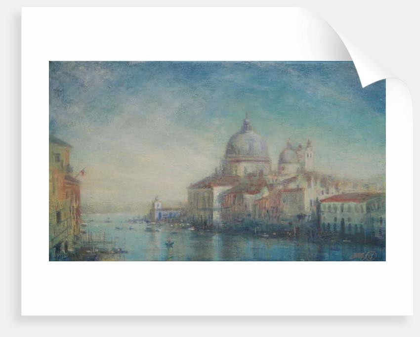 Santa Maria Della Salute by Derek Hare
