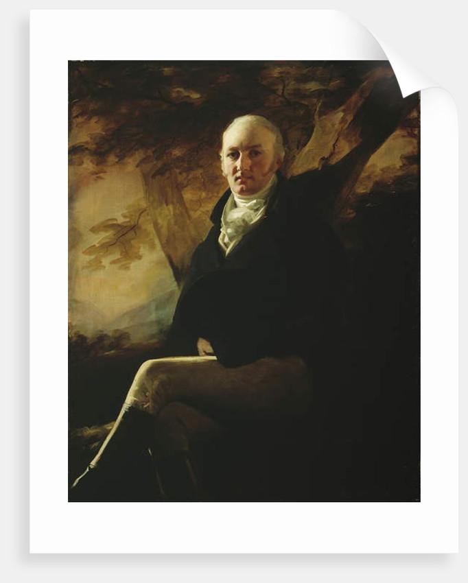 Sir James Montgomery, 2nd Baronet of Stanhope, 1804 by Henry Raeburn