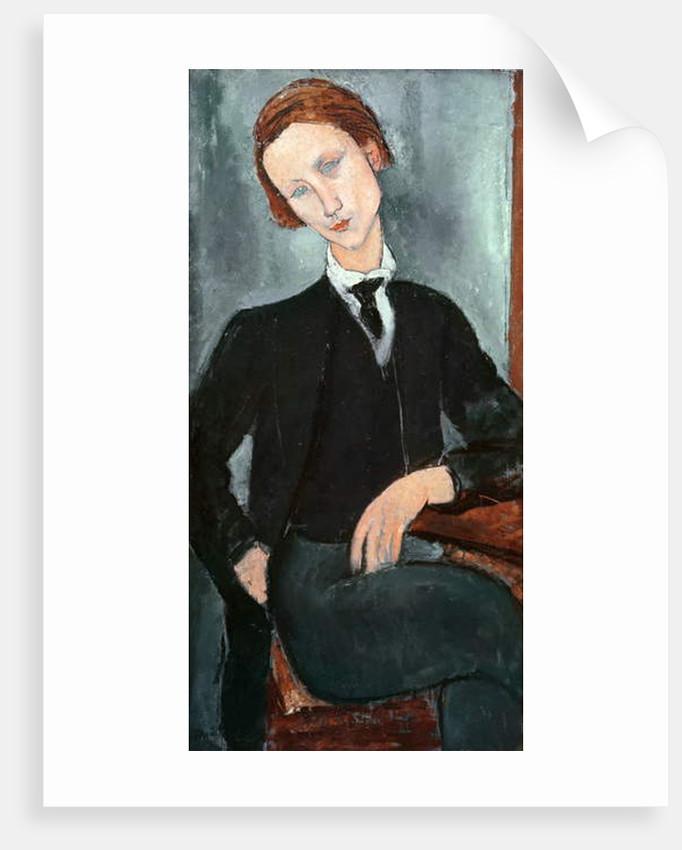 Baranovsky, 1918 by Amedeo Modigliani