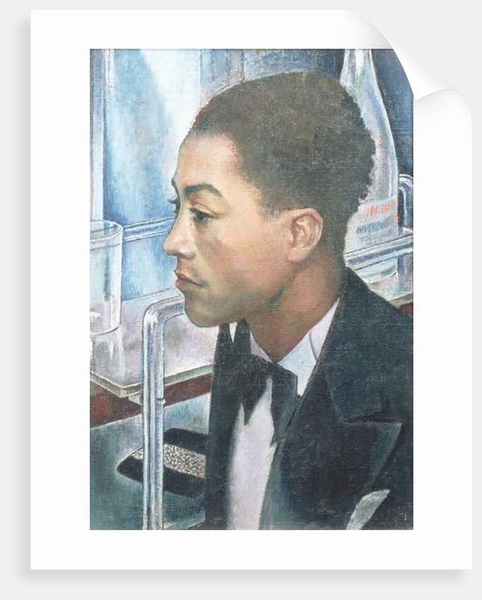 Monsieur Julien Zaire 1931-32 by Glyn Warren Philpot
