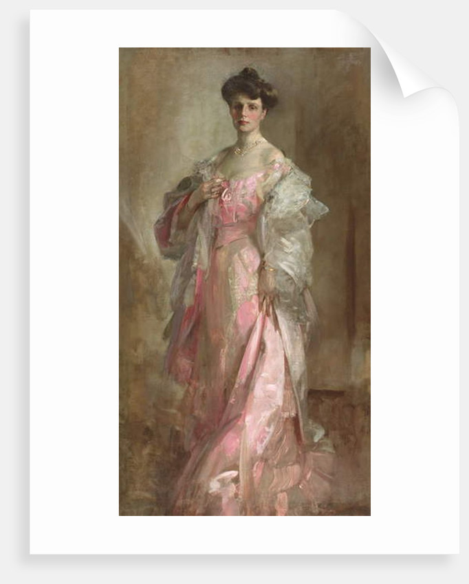Lady Harriet Findlay of Aberlour, 1905 by James Guthrie