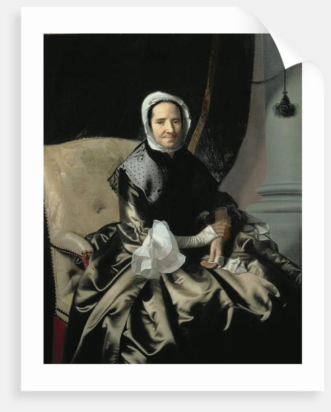 Mrs Thomas Boylston, 1766 by John Singleton Copley