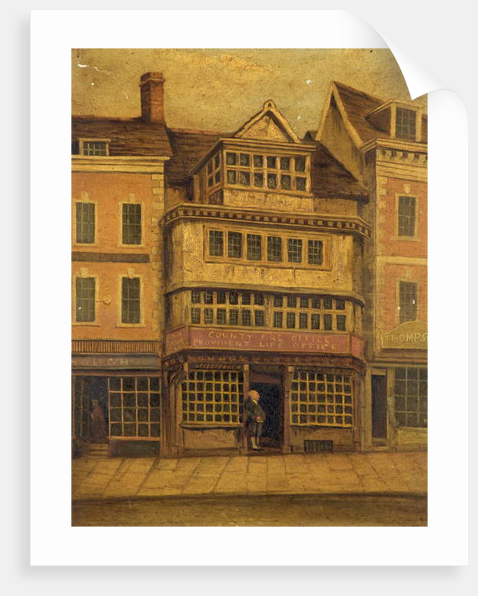 Gloucester Old Bank by J. R. Orton
