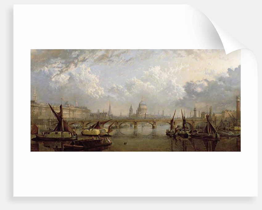 View of London by John MacVicar Anderson