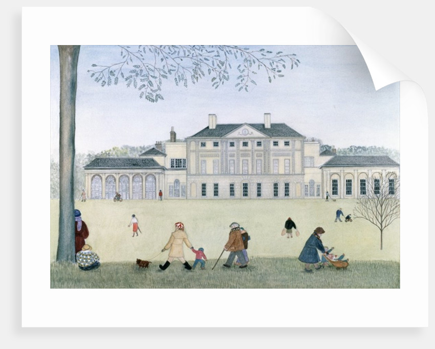 Kenwood House by Gillian Lawson
