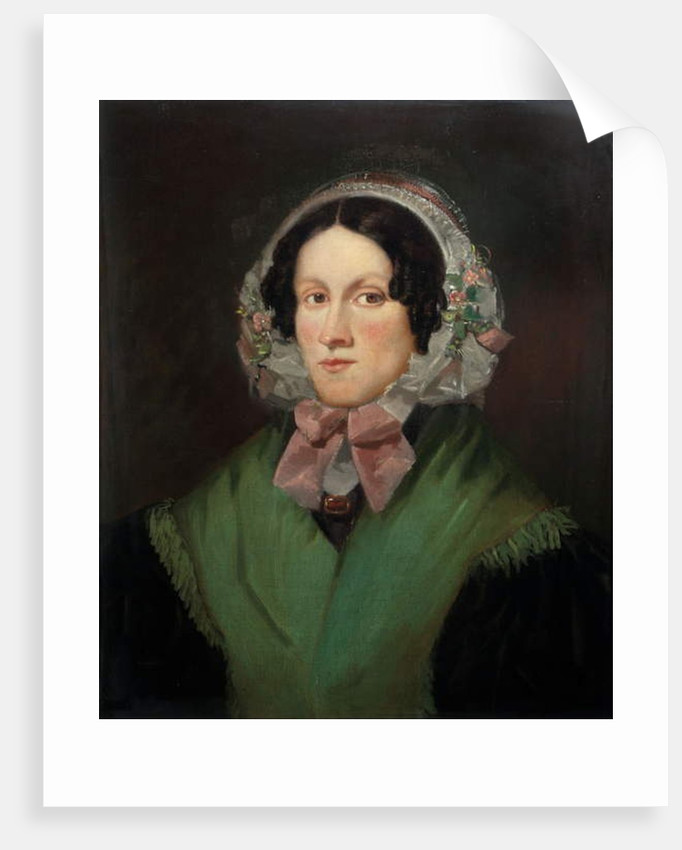 Mrs Alexander Chalmers by English School
