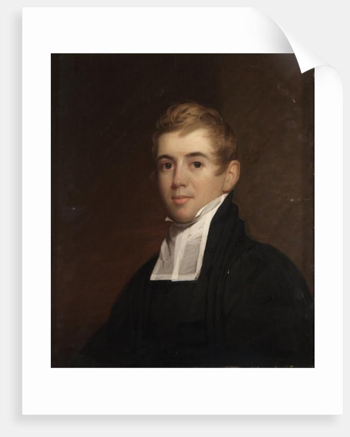 Reverend Joshua Huntington by American School
