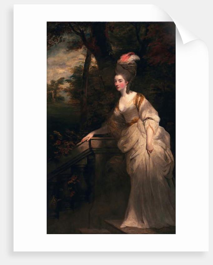 Georgiana Cavendish, Duchess of Devonshire, c.1775-76 by Joshua Reynolds