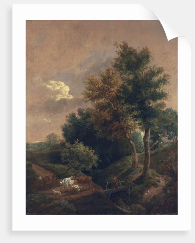 The edge of a common, c.1815 by John Crome